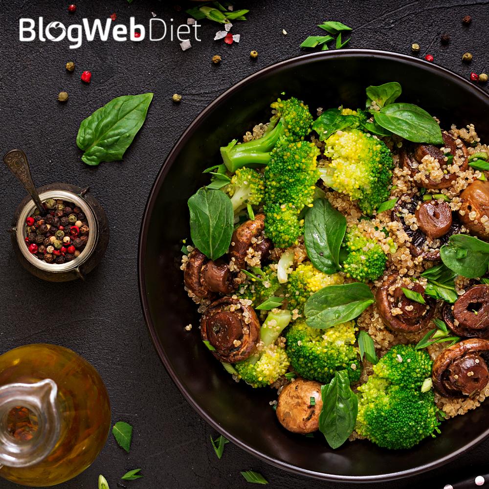 Nutrientes de risco na alimentação vegetariana e vegana