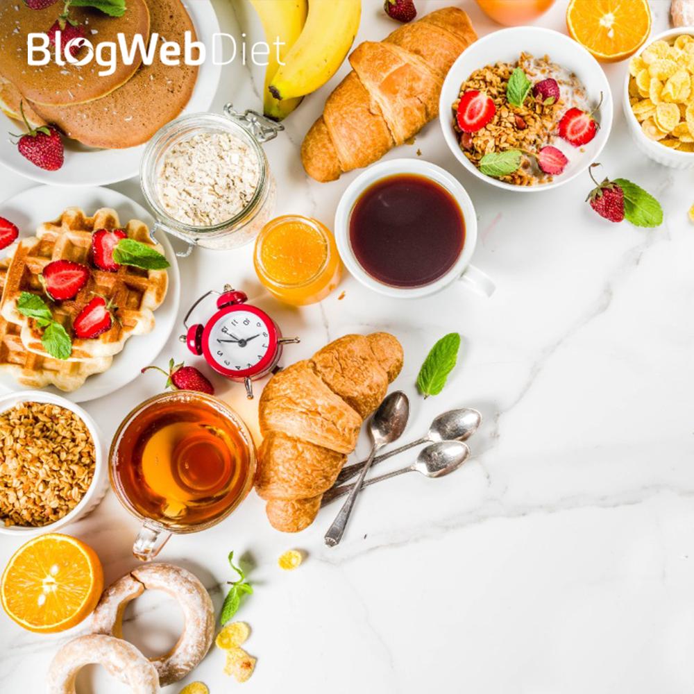 Alta ingestão de energia no café da manhã e relógio circadiano